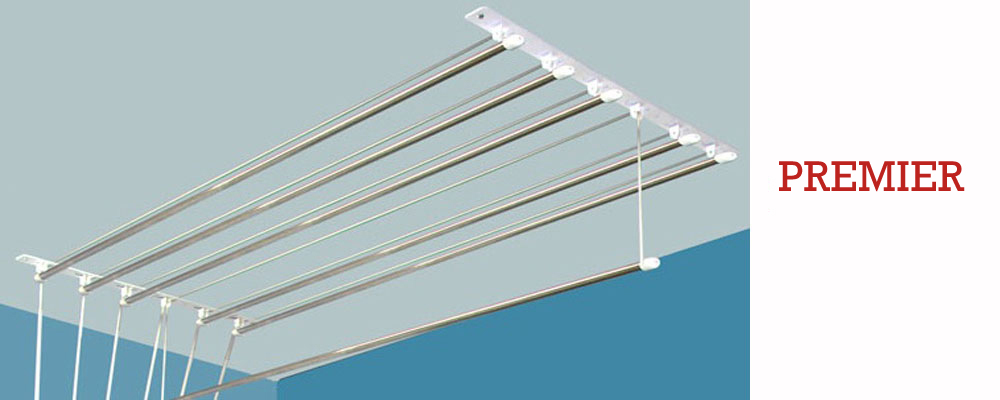 Clothes Drying Rack Ceiling Mounted Integralbook Com